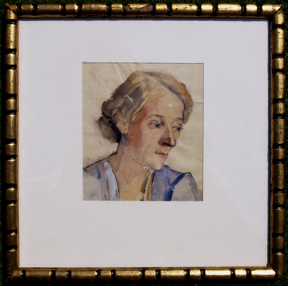 Frauenbildnis klassische moderne ebay for Klassische moderne